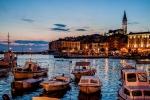 яхты у берегов Истрии