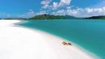 пляж Белой Гавани, Австралия