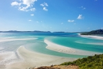 Whitehaven Beach on Whitsunday Islands, Australia