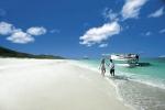 пляж Белой Гавани, Квинсленд, Австралия