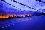 Laerdal tunnel in Norway