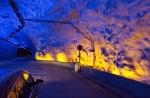 туннель Лердаль в Норвегии