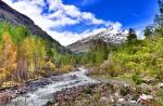 горы Приэльбрусья