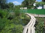 мостик в Вилково