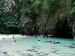 Morakot Cave, Koh Mook, Thailand
