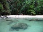 Emerald Cave Lagoon
