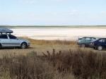 Соленое озеро, Таманский полуостров, Краснодарский край