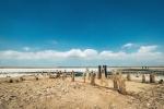Соленое озеро, Таманский полуостров, Краснодарский край, Россия