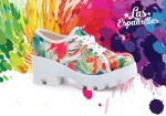 стильные кеды Las Espadrillas