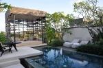 Alila Villas Uluwatu eco-hotel, Bali, Indonesia