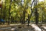 веревочный S-Park, парк Артема, Харьков
