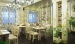 ресторан Русский в эко-отеле Лепота