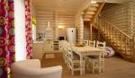 гостевой дом в эко-отеле Лепота