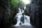 Уковский водопад, Прибайкалье