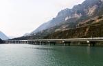 надводная дорога в Китае