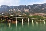 надводная дорога, Китай