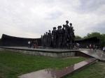мемориал павшим воинам в Парке Победы