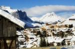 Alta Badia ski resort