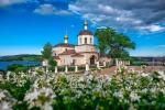 храм святых Константина и Елены, Свияжск