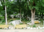 парк в заповеднике Сатаплиа