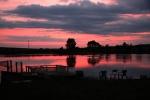 озеро в Масново-Жуково