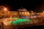 купальни Сечени ночью