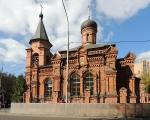 церковь Епископа Воронежского Митрофана