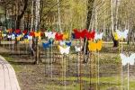 экспозиция Бабочки в Белгородском зоопарке