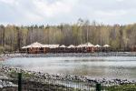 пруд в Белгородском зоопарке