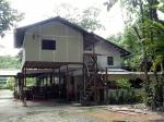 деревня Батанг-Дури