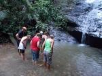 водопад в Улу-Тембуронг