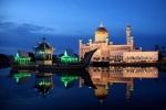 дворец султана в Бандар-Сери-Бегаван, Бруней