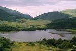 озеро Эрцо в Южной Осетии