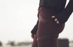 эко-джинсы TROA из корейской бумаги