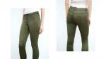джинсы Troa из шелковичного волокна