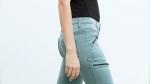 бумажные эко-джинсы Troa