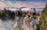 Бастайский мост в Саксонской Швейцарии