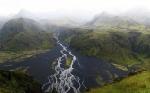 долина Торсмёрк в Исландии