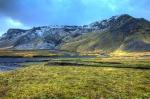 Национальный парк Торсмёрк в Исландии