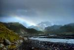 радуга в долине Торсмёрк