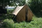 классическая палатка домик