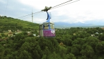фуникулер на горе Кок-Тобе