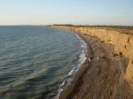 Красный пляж Каламитского залива