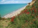 Красный пляж Каламитского залива, Николаевка
