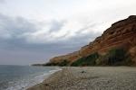 Красный пляж Каламитского залива, Николаевка, Крым