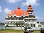 храм в Парамарибо, столице Суринама