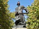 памятник Комсомольцам 20-х годов