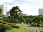 сад-парк Хамарикю