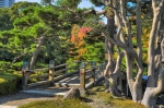 Hamarikyu Gardens, Tokio