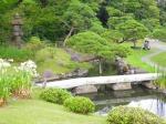 сад-парк Хамарикю, Токио